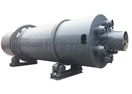 rotary drum cooling machine for sale