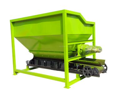 BB Fertilizer Plant Batching Machine