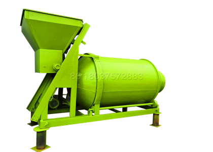 Fertilizer Blending Machine Used in Bulk Blending Fertilizer Production Plant