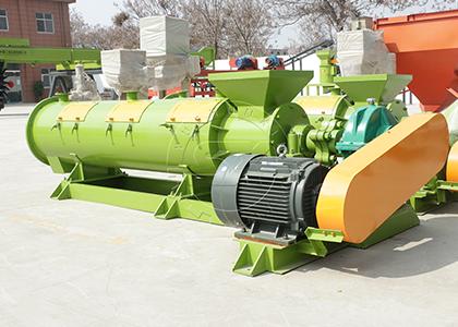 Organic fertilizer machinery in SEEC