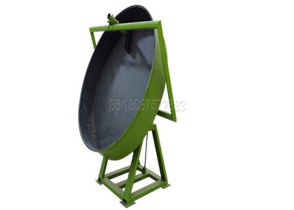 Portable Fertilizer Granulator