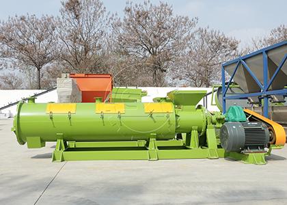 SEEC organic fertilizer granulator
