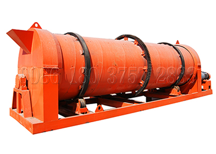 SEEC roller drum manure pelletizer