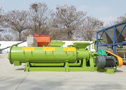 organic fertilizer granulation machinery